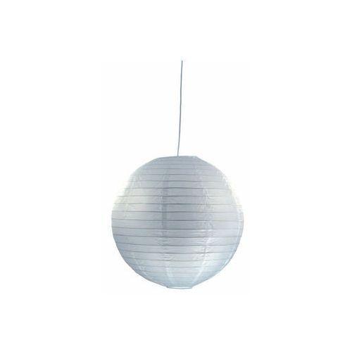 Reality Klosz abażur kula papierowa fi40 biały bez kabla 302701-01