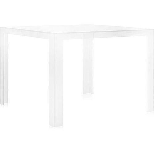 Kartell Stół invisible kryształowy