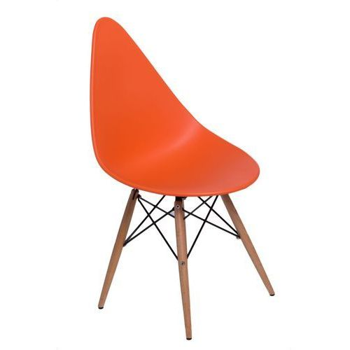 D2. Krzesło rush dsw pomarańczowe (5902385700177)