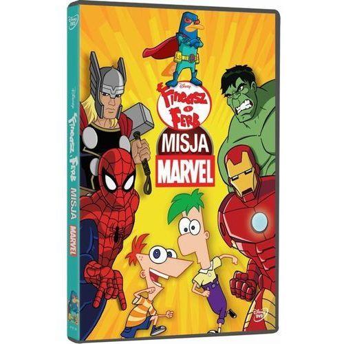 Fineasz i Ferb Misja Marvel (5907610747767)