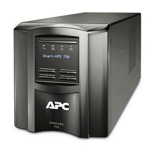 Apc by schneider electric Smt750i apc smart-ups 750va lcd 230v