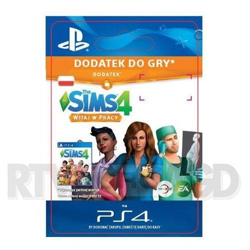 Sony The sims 4 - witaj w pracy dlc [kod aktywacyjny]