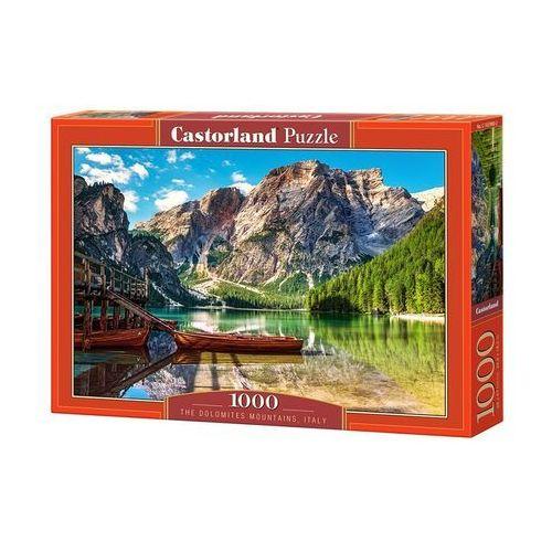 Puzzle 1000 the dolomites mountains, italy - castor od 24,99zł darmowa dostawa kiosk ruchu marki Castorland