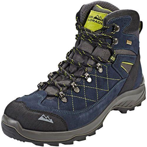 gaebris mid high tex buty mężczyźni niebieski 43 2018 trapery turystyczne marki High colorado