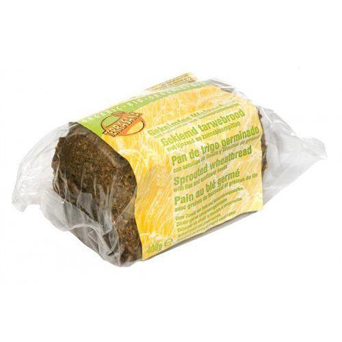 Chleb esseński orkiszowy z lnem i słonecznikiem BIO 4 x 400g, 8713576200041