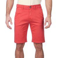 szorty męskie mc queen 34 czerwony, Pepe jeans