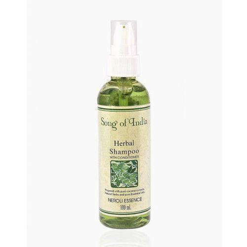 Ziołowy szampon z odżywką do włosów neroli - 100 ml od producenta Song of india