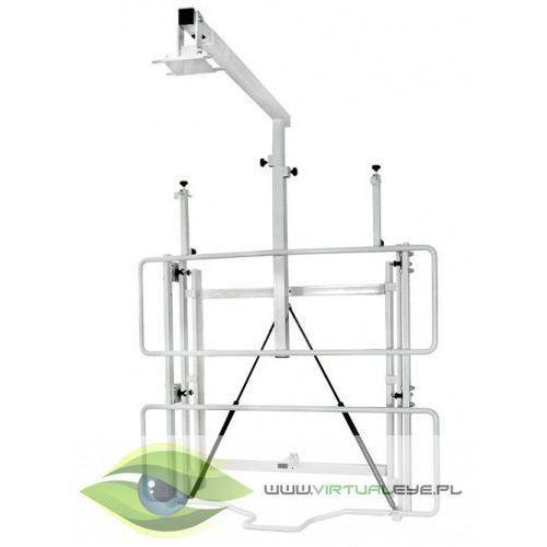 Avtek regulowany uchwyt ścienny do tablicy interaktywnej i projektora krótkoogniskowego