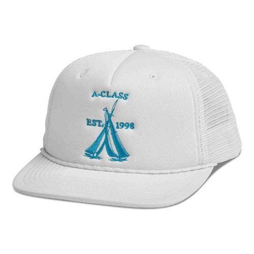 czapka z daszkiem DIAMOND - Challenger Trucker Hat Sp18 White (WHT) rozmiar: OS, kolor biały
