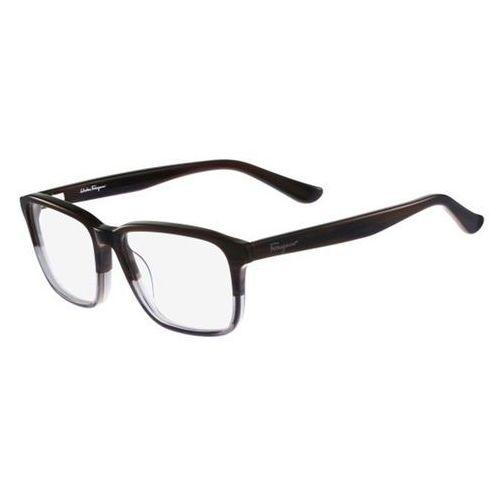 Salvatore ferragamo Okulary korekcyjne sf 2738 205