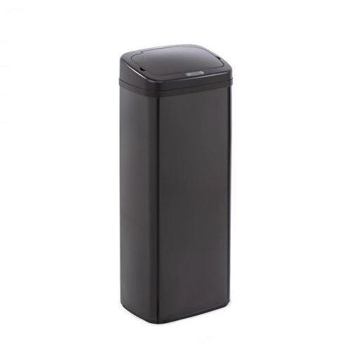 Klarstein Cleansmann, kosz na śmieci, czujnik, 50 litrów, na worki na śmieci, ABS, czarny (4060656156533)