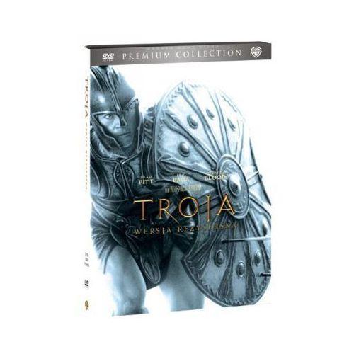Troja-Wersja Reżyserska (2xDVD), Premium Collection (DVD) - Wolfgang Petersen. DARMOWA DOSTAWA DO KIOSKU RUCHU OD 24,99ZŁ
