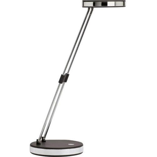 Maul Lampa biurkowa led maulpuck 8201290, 5 w, 230 lm, 6500 k, (øxw) 13 cmx35 cm, czarny