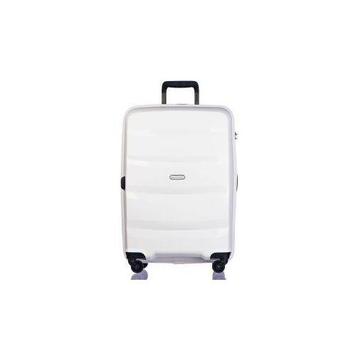 PUCCINI walizka średnia PP012 kolekcja ACAPULCO 4 koła materiał polipropylen zamek szyfrowy TSA, PP012 B