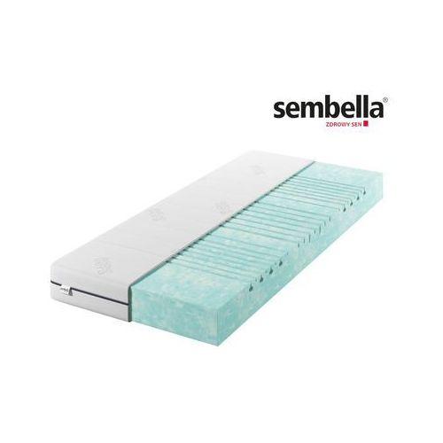 opti bio – materac piankowy, rozmiar - 90x200 wyprzedaż, wysyłka gratis marki Sembella