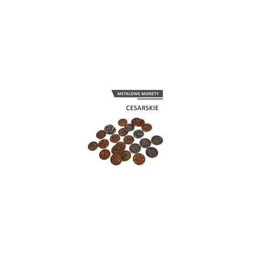 OKAZJA - Metalowe monety - cesarskie (zestaw 24 monet) - poznań, hiperszybka wysyłka od 5,99zł! marki Inne gry