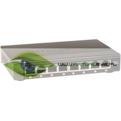 Switch Unmanaged Plus 8xGE - GS108E, 1_381946