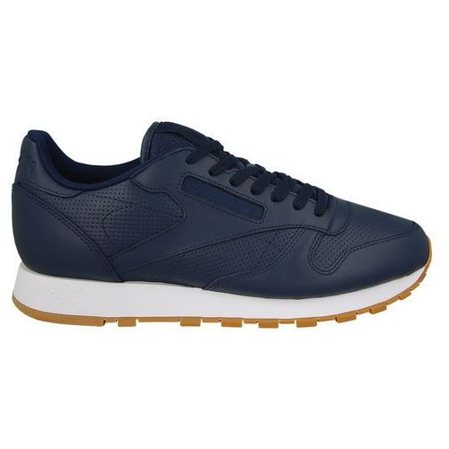 Buty  classic leather pg bd1641 - błękitny ||fioletowy ||granatowy, Reebok