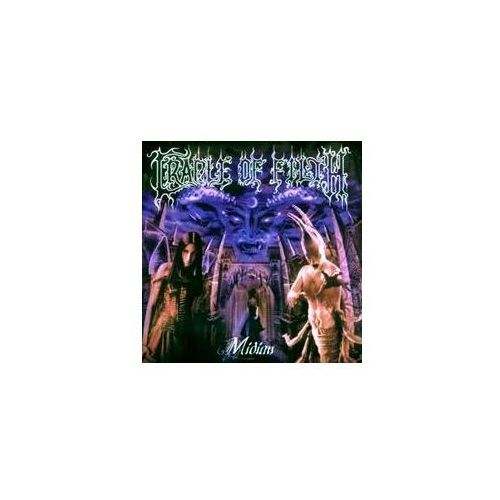 Sony music entertainment Cradle of filth - midian