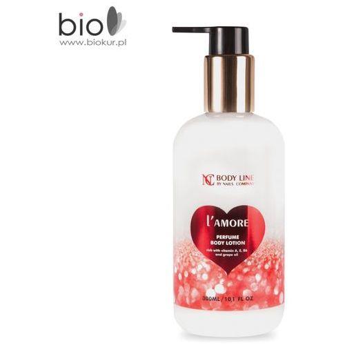 Balsam do ciała l'amore  - zapach dla kobiet - 300 ml marki Nails company