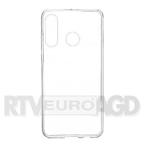 Etui na smartfon WG Azzaro T 1.2 mm do Huawei P30 Lite Przezroczysty