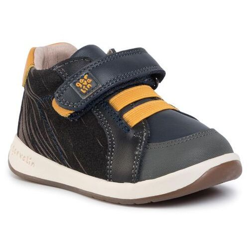 Sneakersy GARVALIN - 191315 M A-Azul Marino Y Marengo