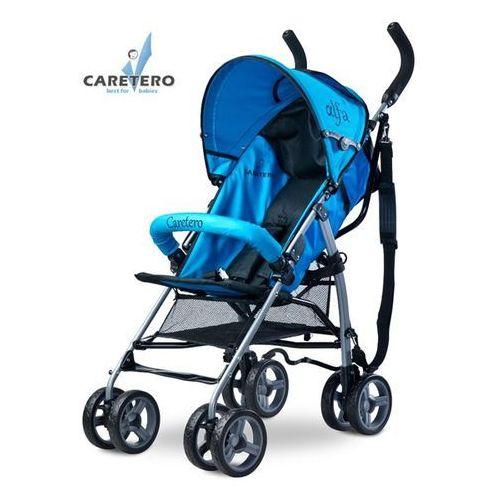 Wózek spacerowy CARETERO Alfa blue 2016