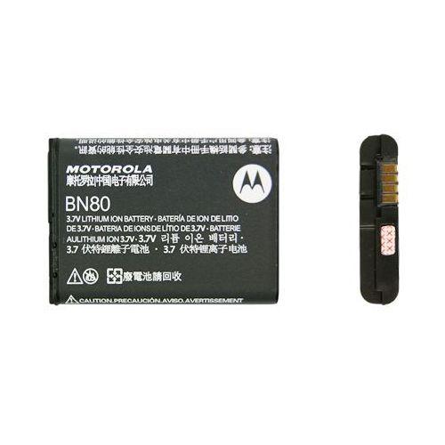 Motorola BN80 1380mAh 5.1Wh Li-Ion 3.7V (oryginalny) (bateria do telefonu komórkowego)