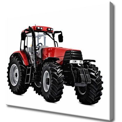 Obraz do salonu czerwony traktorek czerwony trakto marki Cenodi