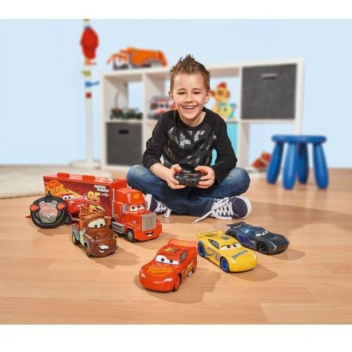 Cars 3 RC Zygzag McQueen 17 cm - Dickie (4006333054204)