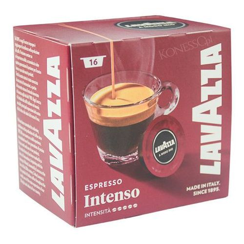 Lavazza A Modo Mio Intensamente - Kapsułki, 16 sztuk z kategorii Kawa