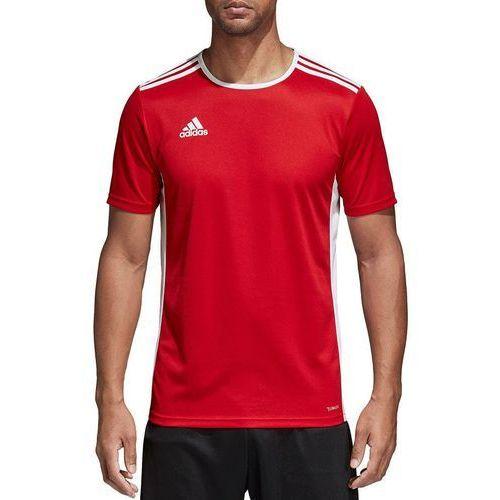Adidas Koszulka piłkarska adidas entrada 18 jsy (męskie; l; kolor czerwony) (4058031562031)
