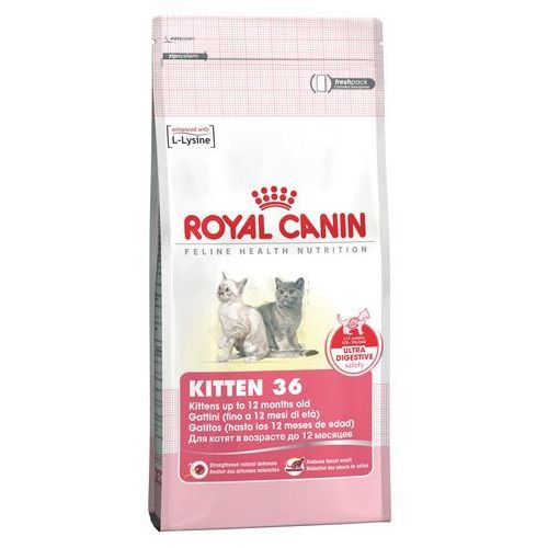 kitten 36 4 kg marki Royal canin