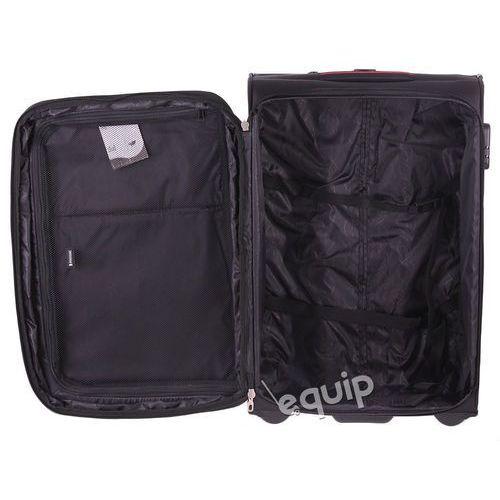 OKAZJA - Zestaw walizek  camerino - czarny wyprodukowany przez Puccini