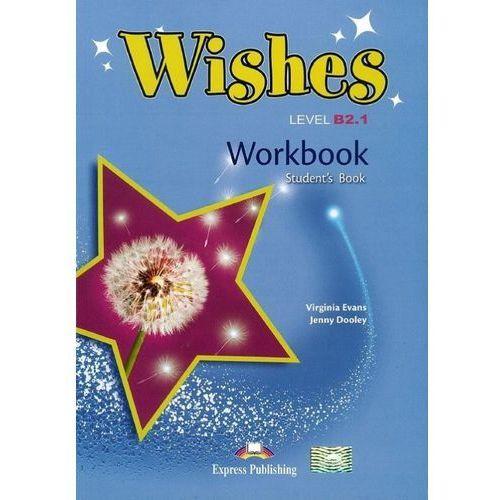 Wishes B2.1 (New edition) WB EXPRESS PUBLISHING, Virginia Evans, Jenny Dooley