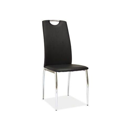 Signal Nowoczesne krzesło h-622 black