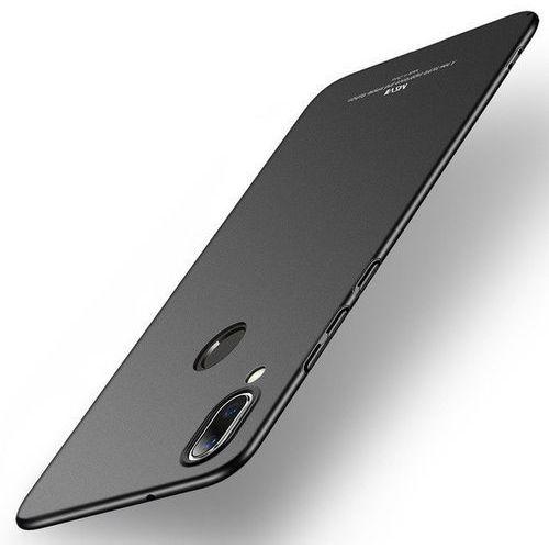 Etui MSVII Slim Case do Huawei Nova 3 Czarne, kolor czarny