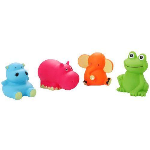 zabawki do kąpieli zwierzęta średnie 4 szt., marki Babyono