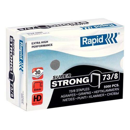 Zszywki super strong 73/8 (5000 szt.) marki Rapid