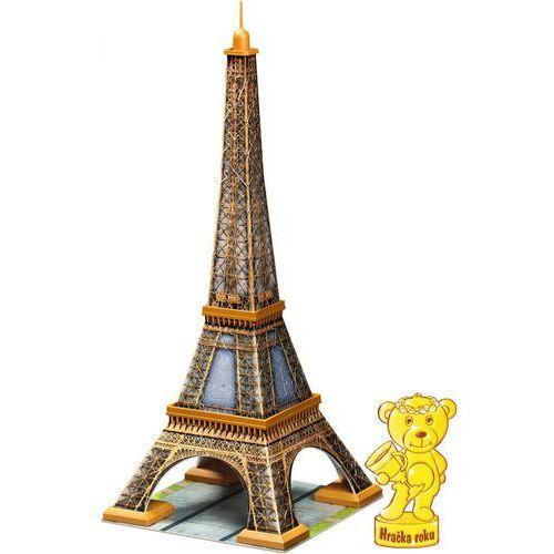 Puzzle 217 wieża eiffla 3d marki Tm-toys