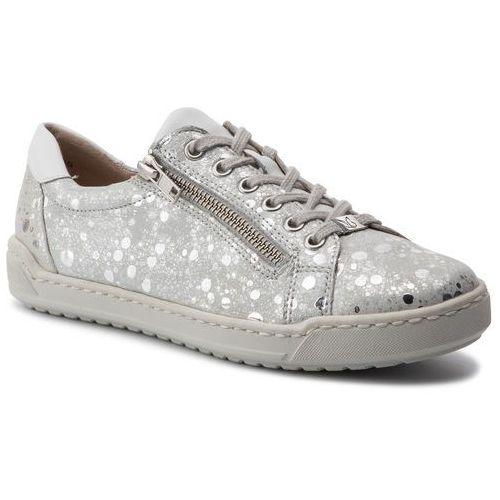 Caprice Sneakersy - 9-23650-22 silver bubb.co 995