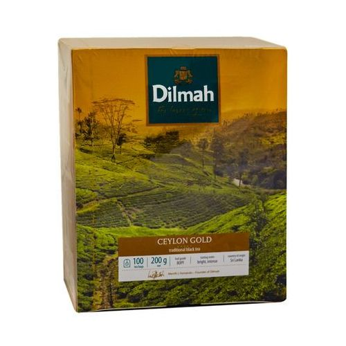 Herbata eksp. DILMAH Ceylon Gold 100tor., DI.CEYL.GOLD.EX100