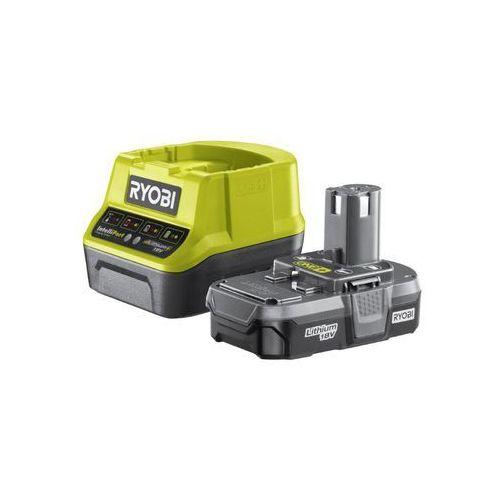 Zestaw akumulator i ładowarka RYOBI 18 V 1.3 Ah RC18120-113 (4892210152084)