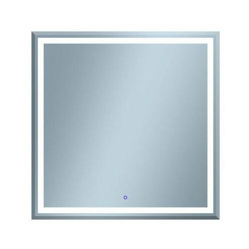Venti Lustro łazienkowe z wbudowanym oświetleniem altue 80 led 80 x 80