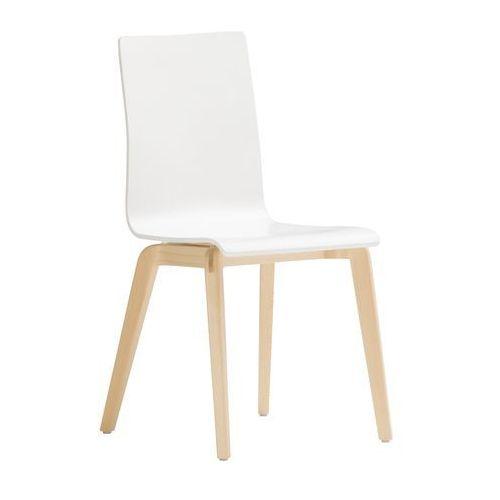 Krzesło cafe vii lgw seat plus - styl skandynawski marki Nowy styl