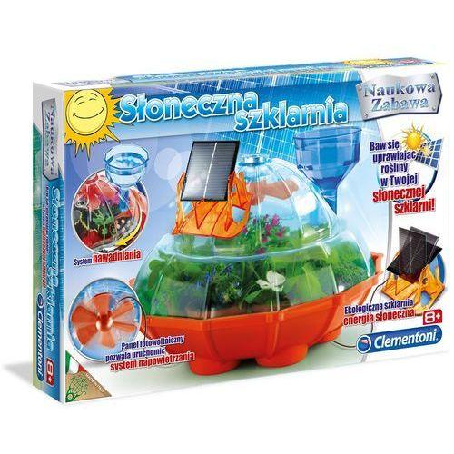 Gra  słoneczna szklarnia + darmowy transport! marki Clementoni