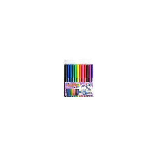 Flamastry 12 kolorów marki Fiorello