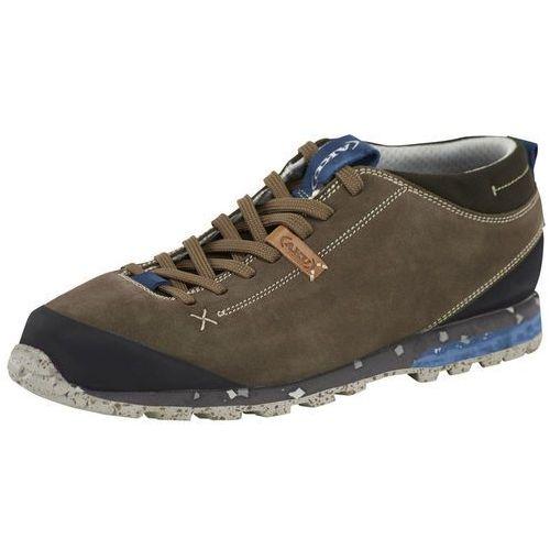 bellamont suede buty mężczyźni brązowy 47 2018 buty codzienne marki Aku