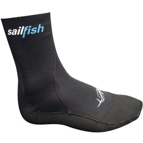 neoprene socks czarny s/m | 37-40 2018 akcesoria do swimrun marki Sailfish