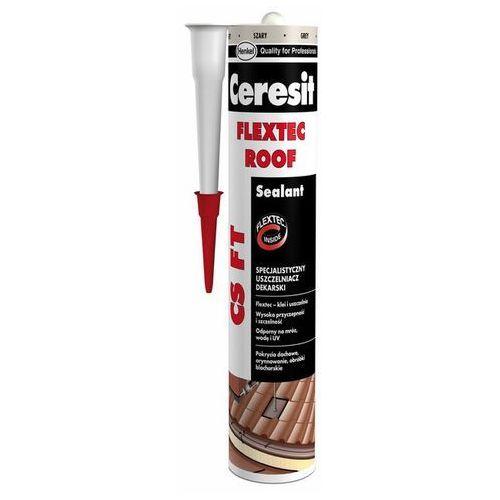 Specjalistyczny uszczelniacz dekarski Ceresit 280 ml szary (4015000423519)